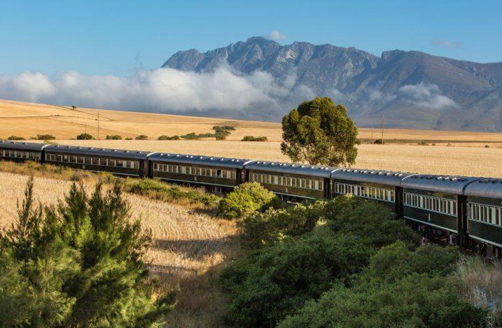 pociąg rovos rail