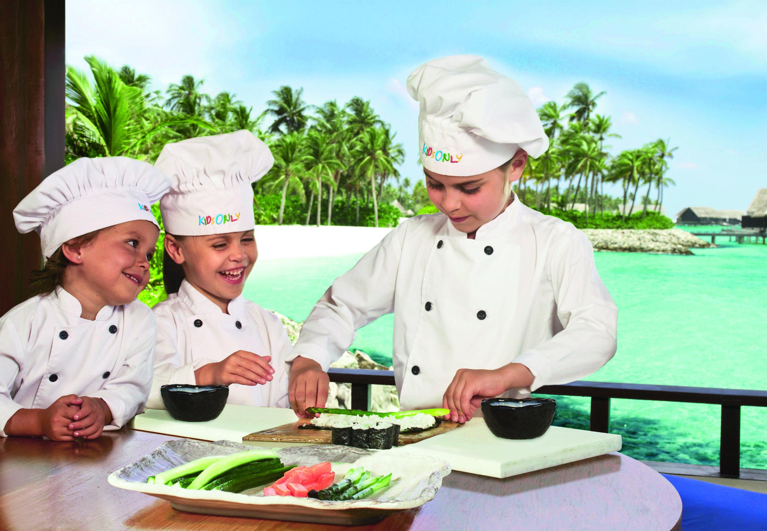 Najlepsze kids cluby dla dzieci na Malediwach