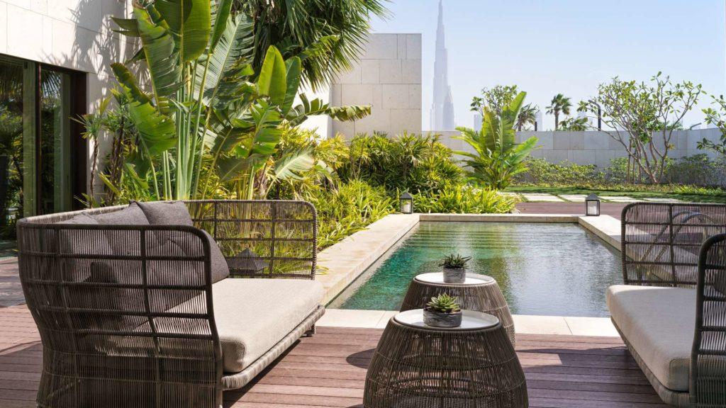 luksusowy hotel w Dubaju
