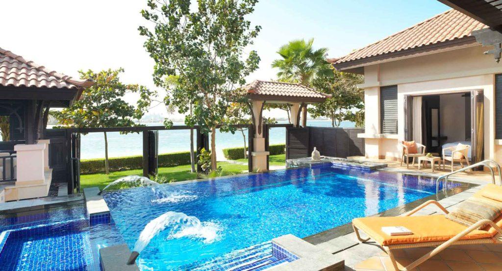 luksusowy hotel przy plaży w dubaju