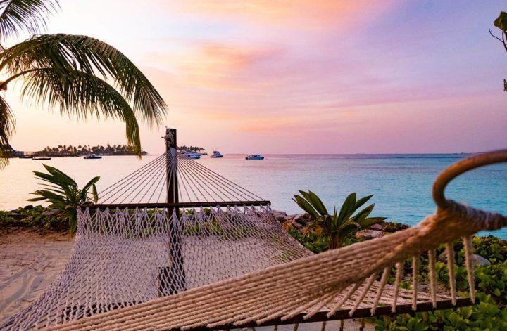 prywatna wyspa na malediwach