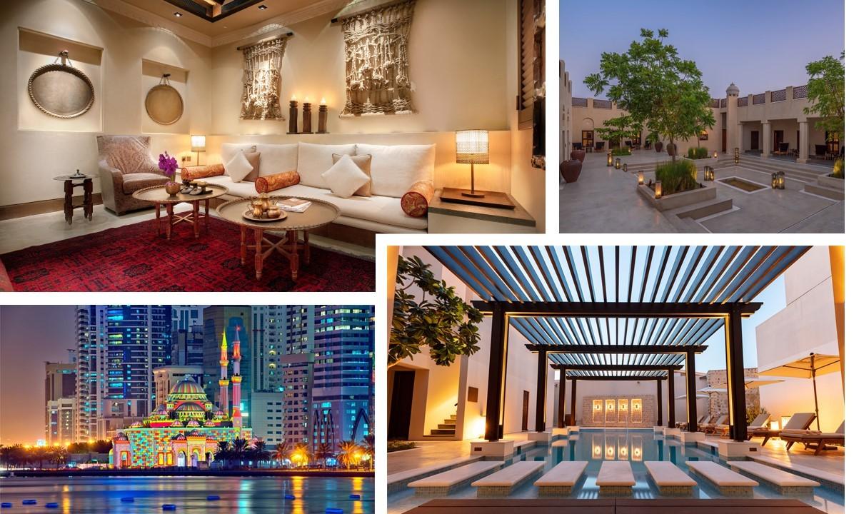 Nowe hotele w Dubaju The Chedi Al Bait, Szardża Emiraty
