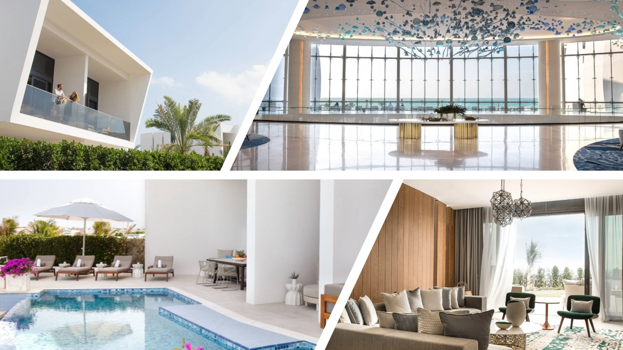 Jumeirah at Saadiyat Island Resort, Abu Zabi