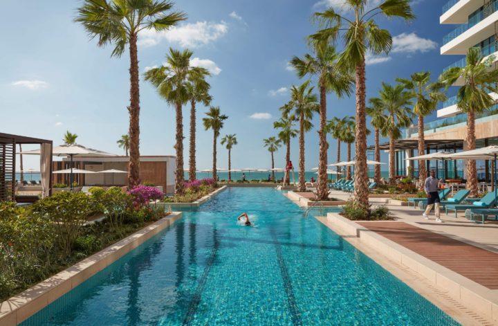 hotel mandarin oriental jumeirah dubaj