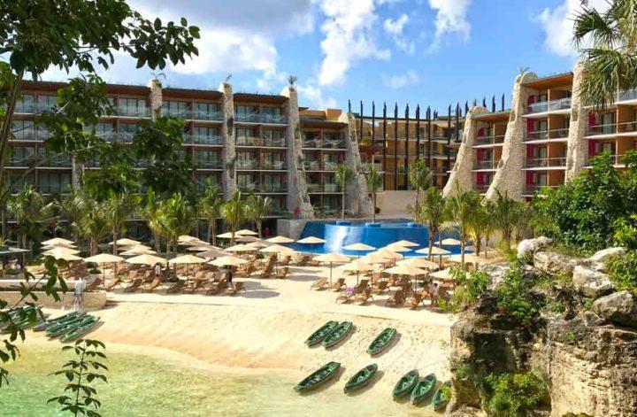 hotel xcaret w meksyku