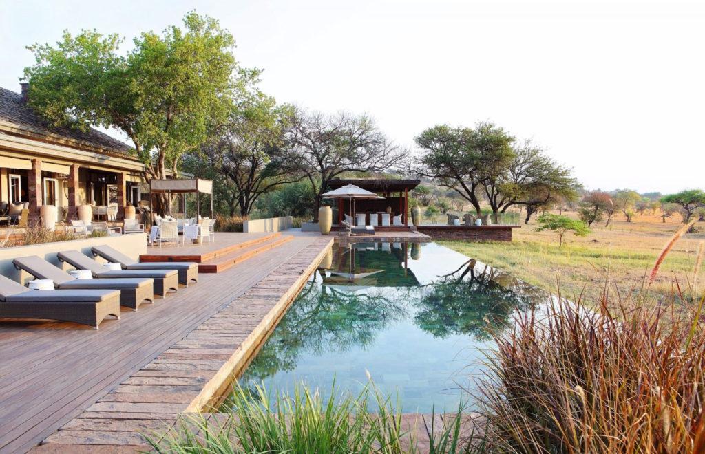 Singita w Parku Serengeti