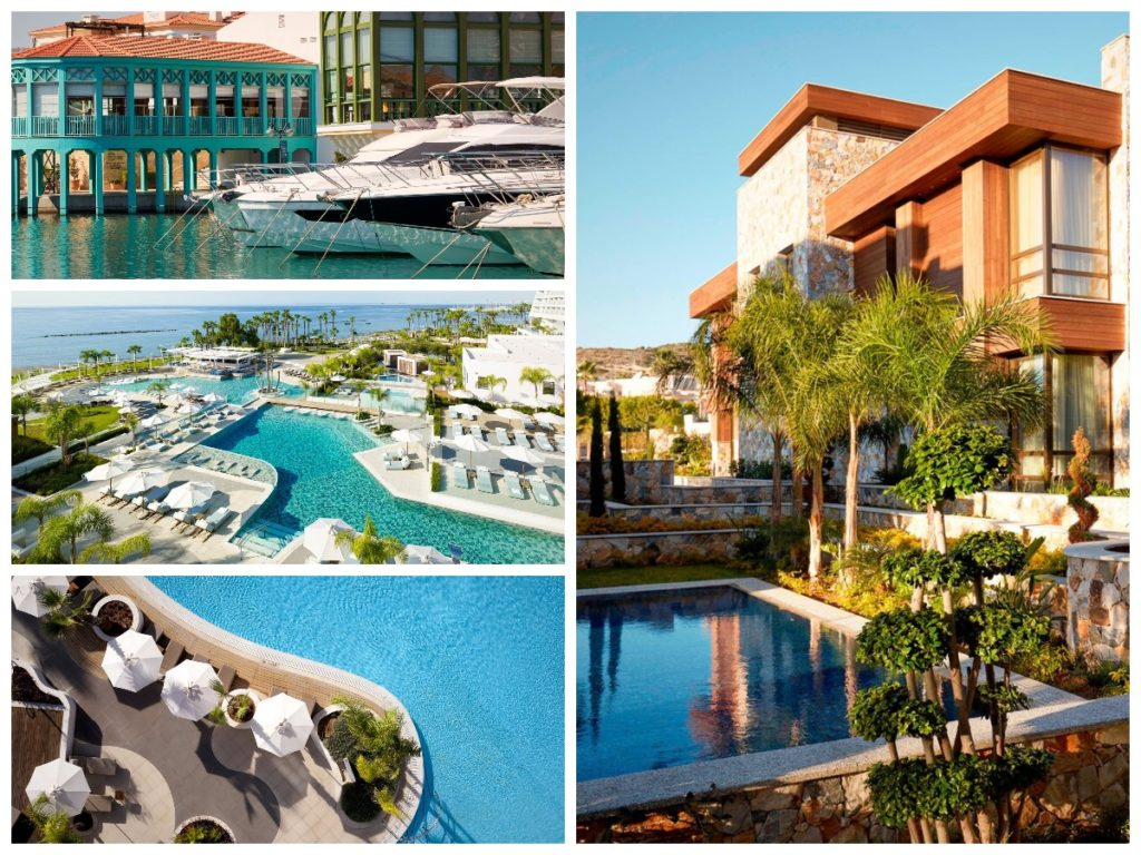 najlepsze hotele na cyprze