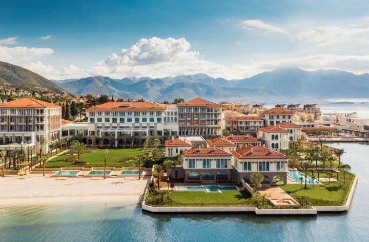 najlepsze hotele w czarnogórze