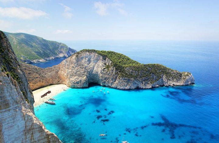 Zakynthos najpiekniejsze greckie wyspy