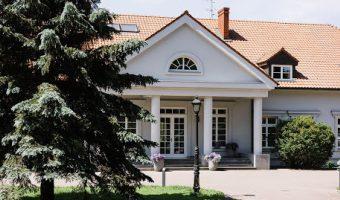 Rezydencja pod Poznaniem, Park Krajobrazowy Puszczy Zielonki