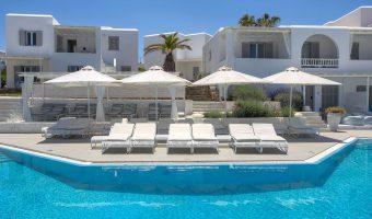 Minois Village Boutique Suites & Spa, Parasporos Beach