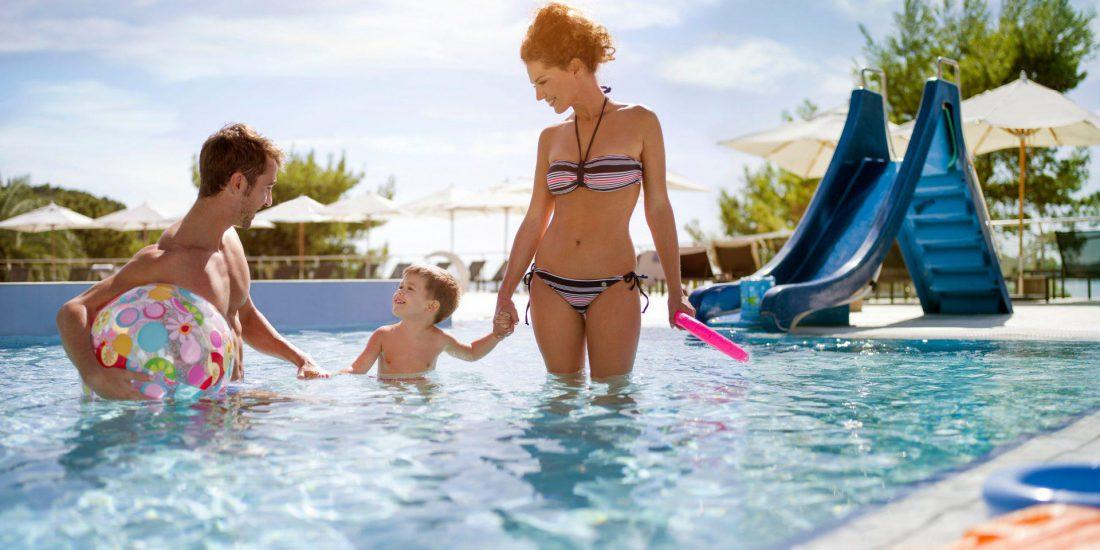 Chorwacja - wakacje z dzieckiem
