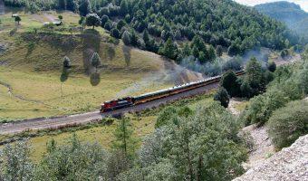 Luksusowa przygoda w pociągu El Chepe