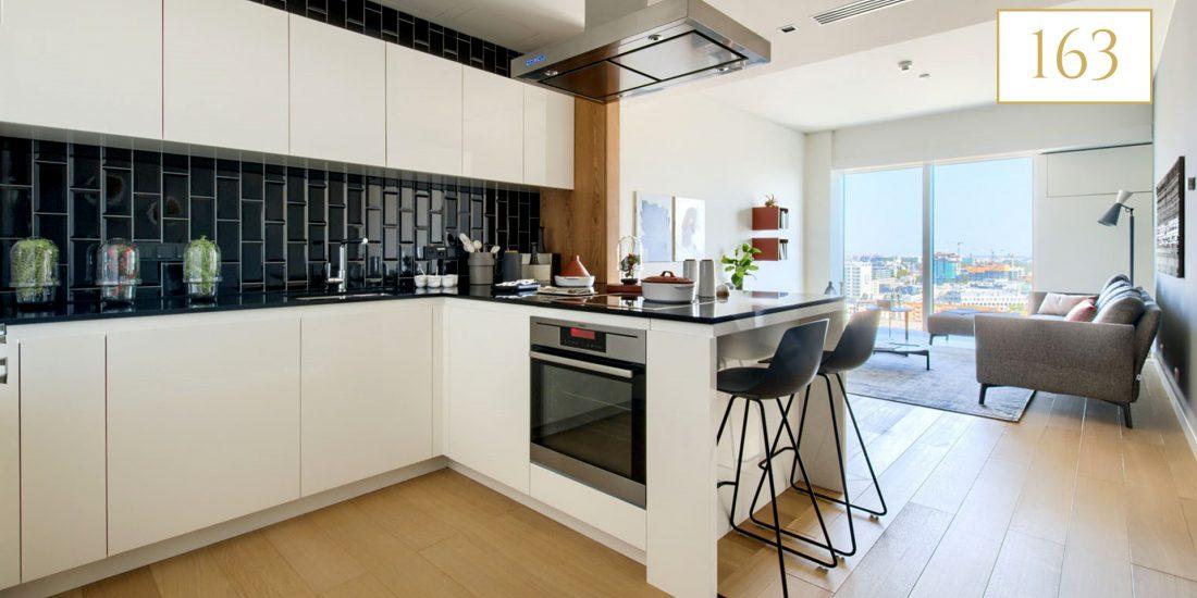 Zasmakuj luksusu i nowoczesnego stylu w centrum Stolicy - NO.44 Luxury Rentals