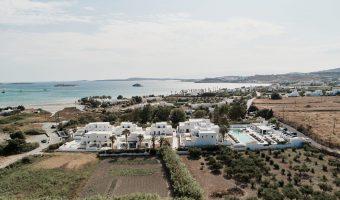 Parilio, Member of Design Hotels in Paros, Kolimpithres, Paros