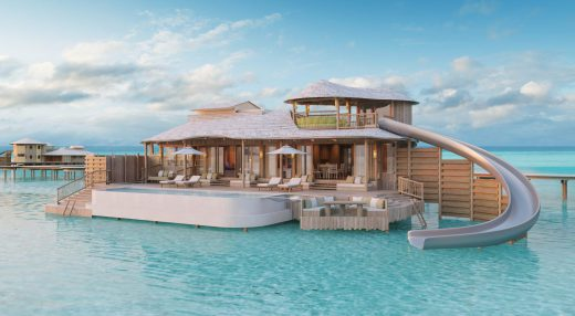Luksusowe wakacje na Malediwach
