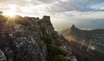 Kapsztad, Park Krugera i Johannesburg