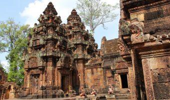 W sercu Imperium Khmerów