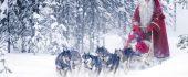 Odwiedź Św. Mikołaja w Laponii