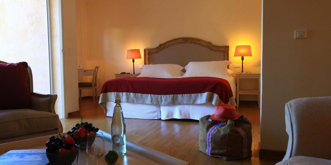 Le Grand Hôtel de Cala Rossa