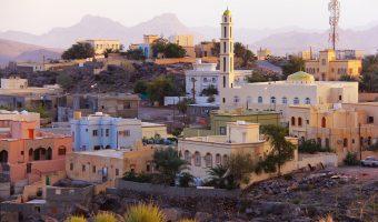 Góry, fortece i pustynie Omanu