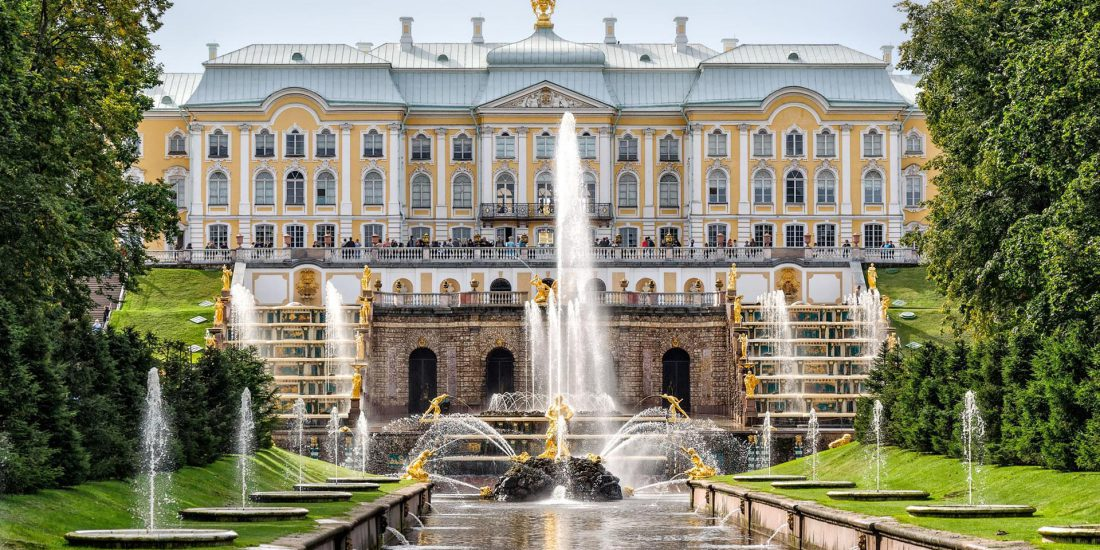 Petersburg w 5 dni