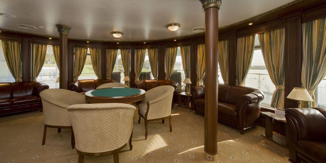 Volga Dream – rejs po Wołdze luksusowym statkiem