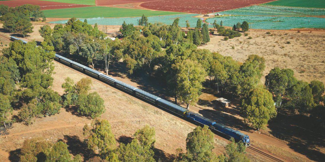 Rovos Rail – Duma Afryki