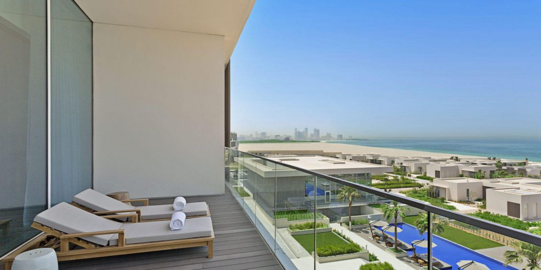 The Oberoi Beach Resort, Al Zorah