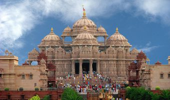 Główne atrakcje Indii i Goa
