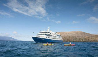 Następca legendarnego jachtu Santa Cruz zaprasza na luksusowy rejs po Galapagos