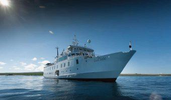 Przeżyj niezwykłą przygodę na Galapagos żeglując na pokładzie luksusowego jachtu La Pinta