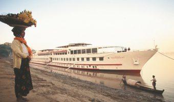Luksusowy statek Belmond Road to Mandalay