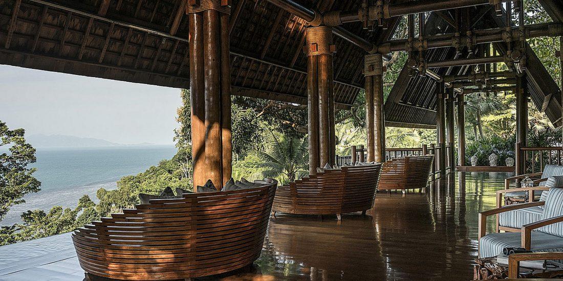 Four Seasons Koh Samui Thailand