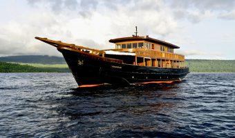 Amanikan Voyages – wyjątkowe rejsy po Indonezji