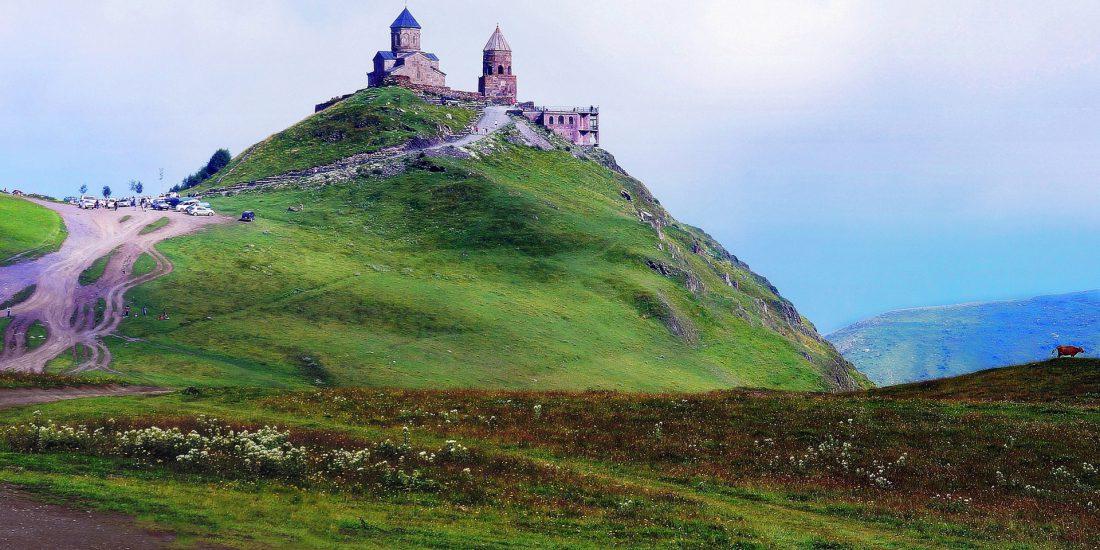 Trzy klejnoty w koronie Kaukazu