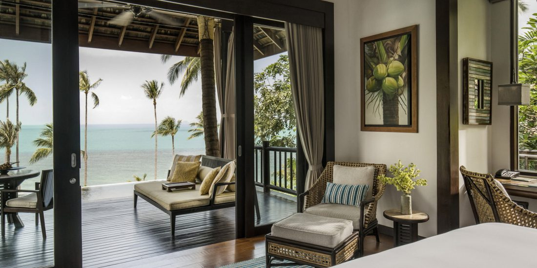 Four Seasons Koh Samui Thailand