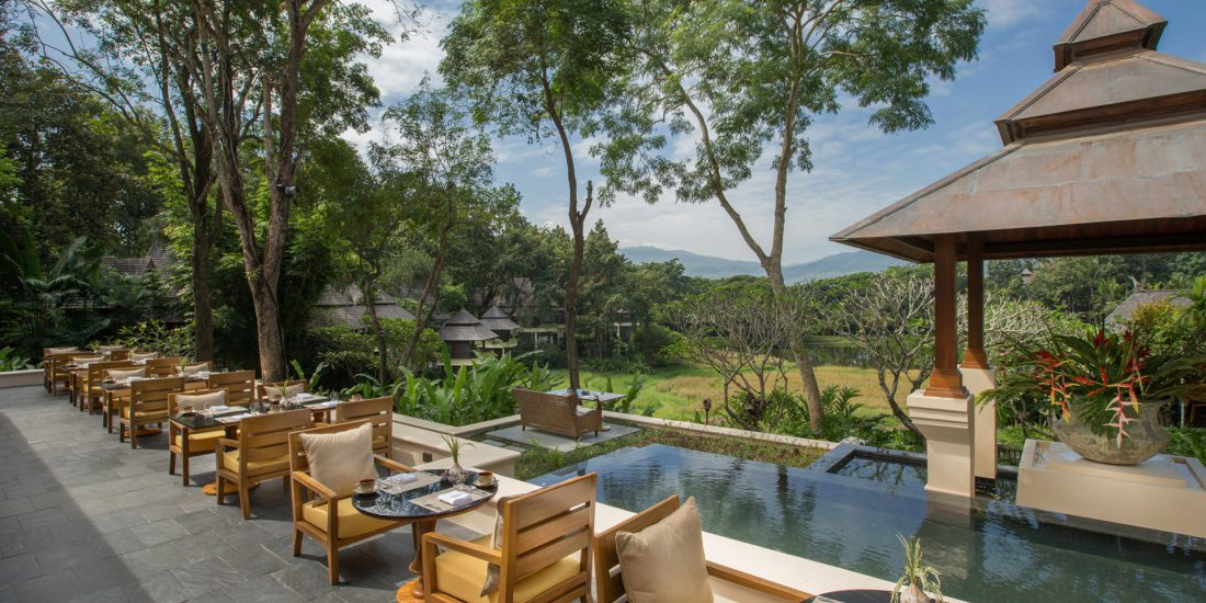 Four Seasons Resort Chiang Mai Thailand