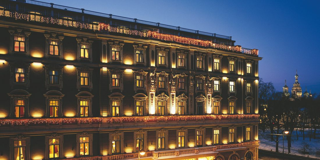 Belmond Grand Hotel Europe St Petersburg