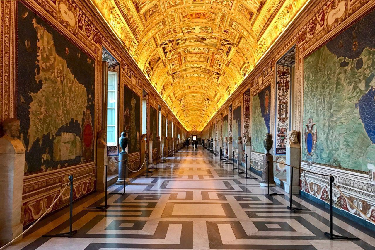 Kultura i sztuka bez wychodzenia z domu - wirtualne zwiedzanie z CARTER® Luxury Travel