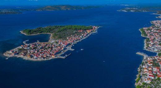 Czarter jachtów w Chorwacji