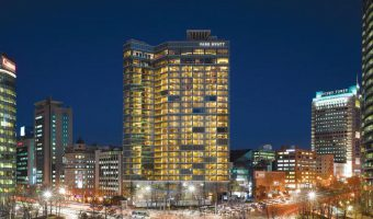 Hotel Park Hyatt Seul