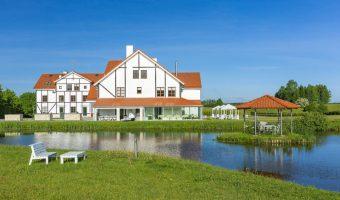 Hotel Narie Resort & Spa, Mazury, Jezioro Narie