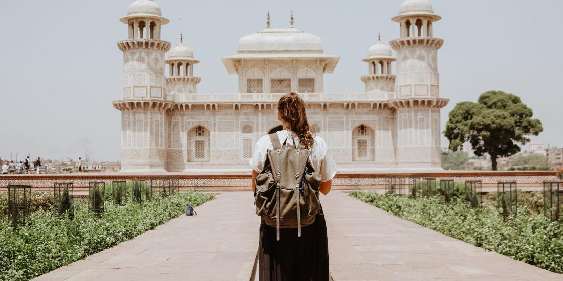 Ajurweda, różowe riksze i pałac Maharadży