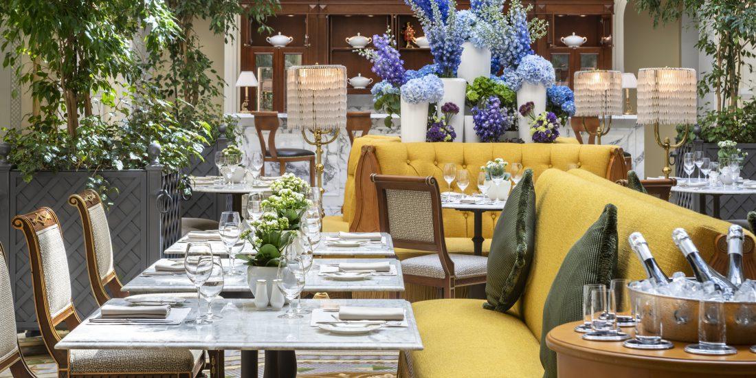Four Seasons Hotel Lion Palace St Petersburg
