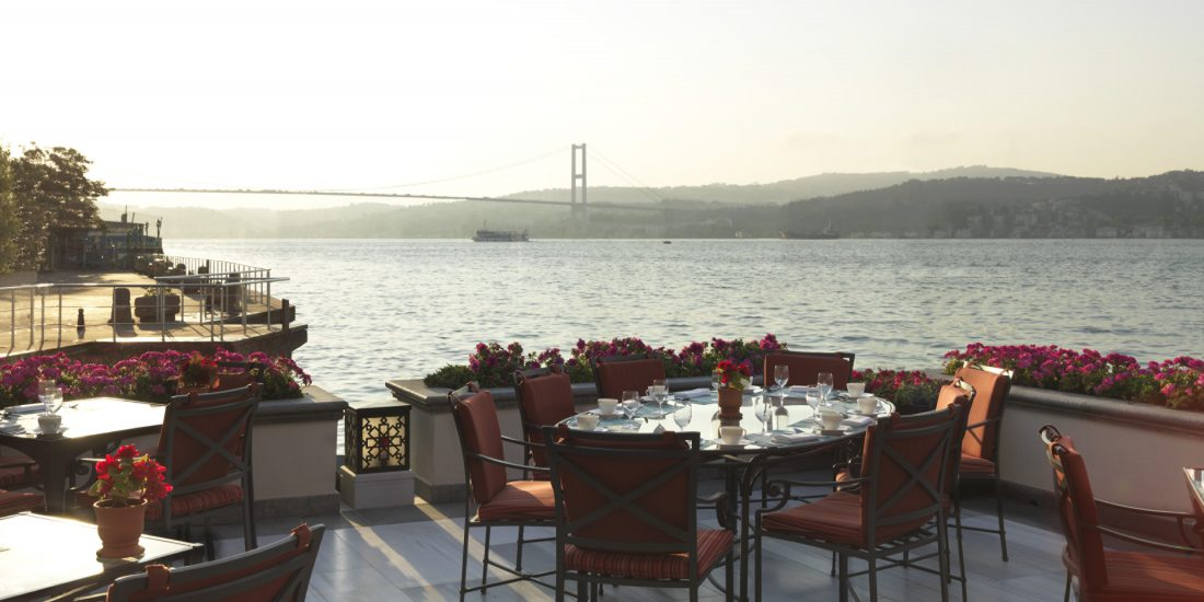 Four Seasons Istanbul at the Bosphorus