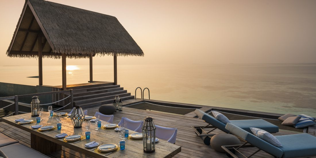Four Seasons Maldives Private Island at Voavah