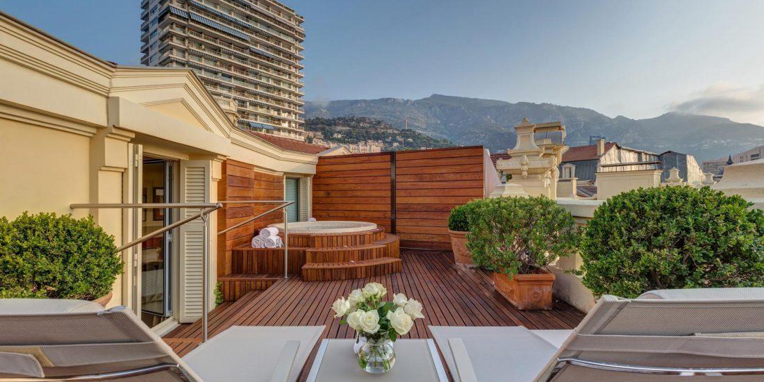 Hôtel Hermitage Monte-Carlo
