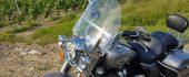 Motocyklem od kanału La Manche po Pireneje