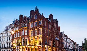 The Milestone Hotel & Residences